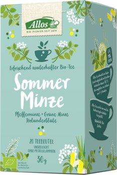 Sommer Minze Tee