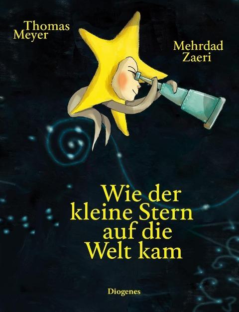 Wie der kleine Stern auf die Welt kam